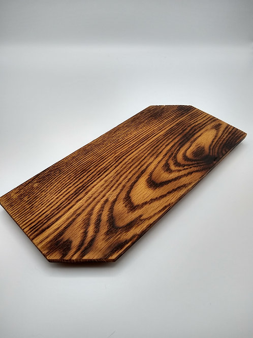 "11"" Charred Oak Cheeseboard"
