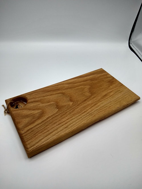 "13"" White Oak Cutting Board"