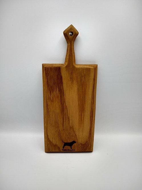 Rustic Handcut White Oak Cutting Board #2