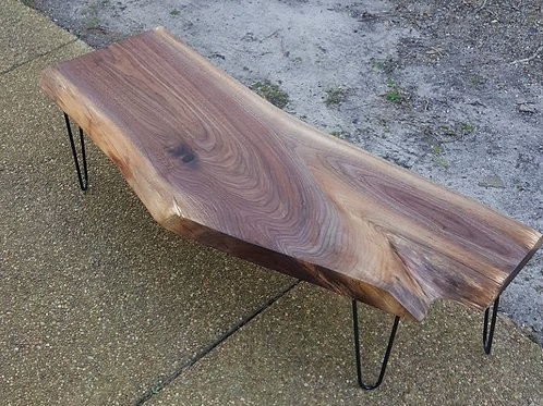 Black Walnut Coffee Table #1