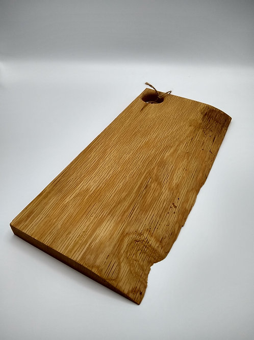 "14"" White Oak Cutting Board"
