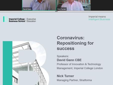 Webinar: Repositioning for success