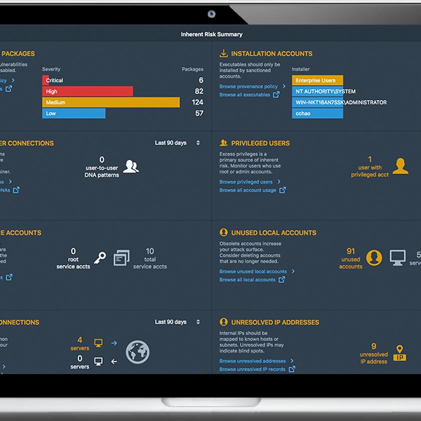 Active Cyber Risk Management