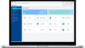 Say hello to Appaegis- next-generation secure application access.