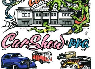 Annual Port Costa Car Show, August 13, 2017