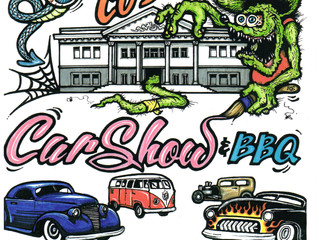 Annual Port Costa Car Show, August 13, 2017