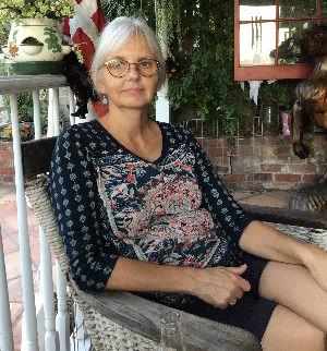Anne Mann Port Costa