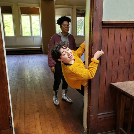 Port Stories - An interactive theater adventure coming to Port Costa, June 8-23 2019