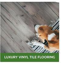 Garden Room Vinyl flooring