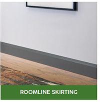 Garden Rooms -Roomline skirting
