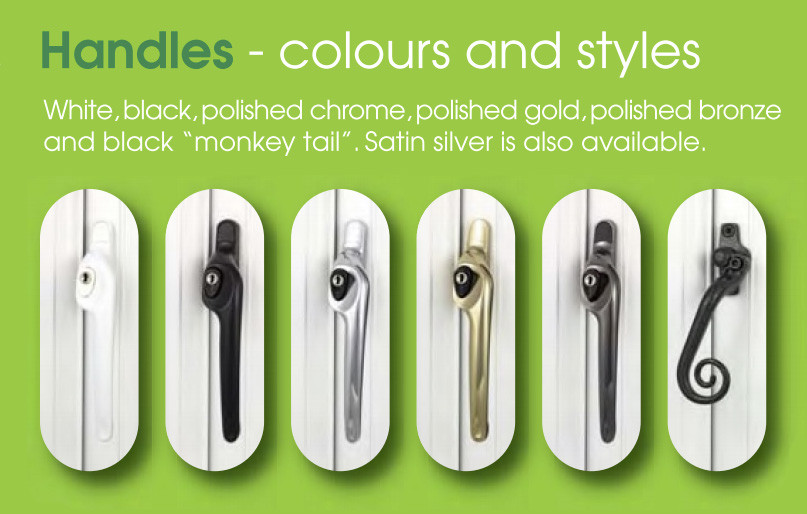 Window Handle Styles