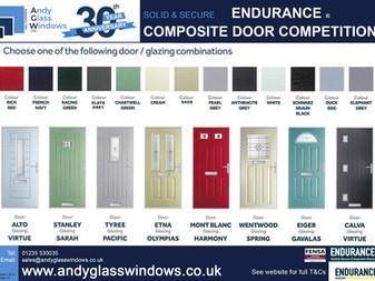 WIN a free Endurance® Composite door