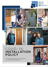 AGW's Covid-19 Installation Policy