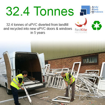 uPVC - We recycle, not landfill