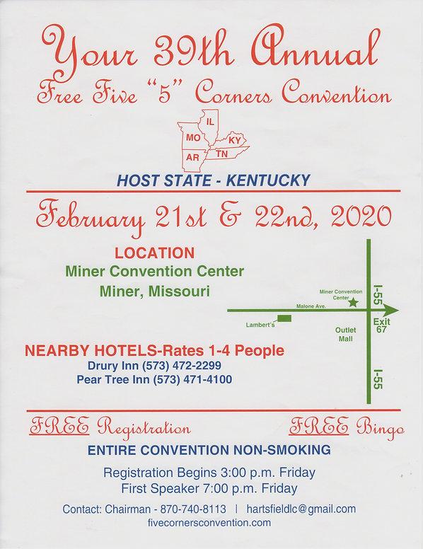 Five Corners 39th Annual Convention.jpg