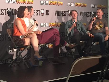 MCM Comic Con | Panel Host