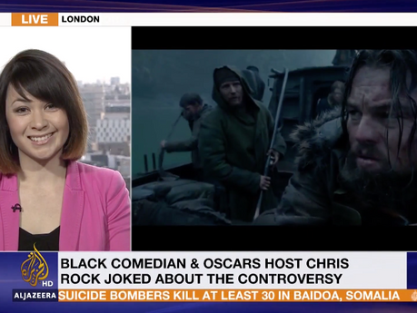 Al Jazeera | Oscars 2016 Lookback