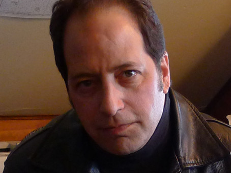 Author interview: Robert Stava