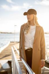 Sunshine by the docks