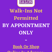 What is an INDEPENDENTLY run Hairstylist?