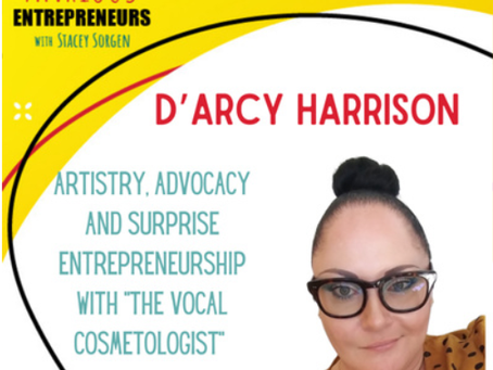 """""""The Anxious Entrepeneur"""" Podcast"""