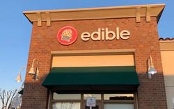 EDIBLE NEW SIGN