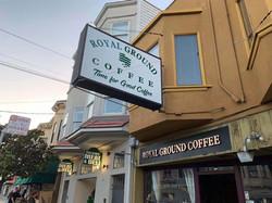 Royal ground coffee