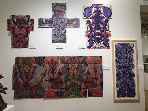 outsidera art N.Y. 2017.