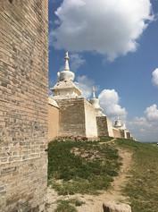 カラコルム城壁