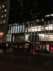 大統領就任前夜のトランプタワー