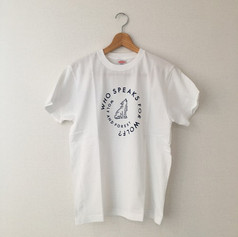 Who speaks for Wolf ?Tシャツ