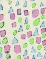 ひまわり  180×140 墨・水彩・和紙・パネル