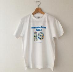 「Inspiration.4」Tシャツ