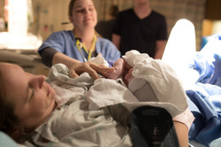 Henry Ford West Bloomfield Birth Photographer-0723