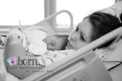 Lansing Michigan Birth Photography