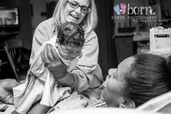 Ann Arbor Birth Photography