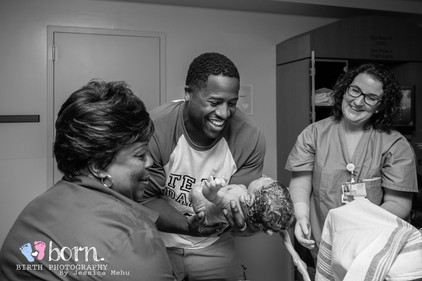 Karmanos Center for Natural Birth Royal Oak Birth Photography