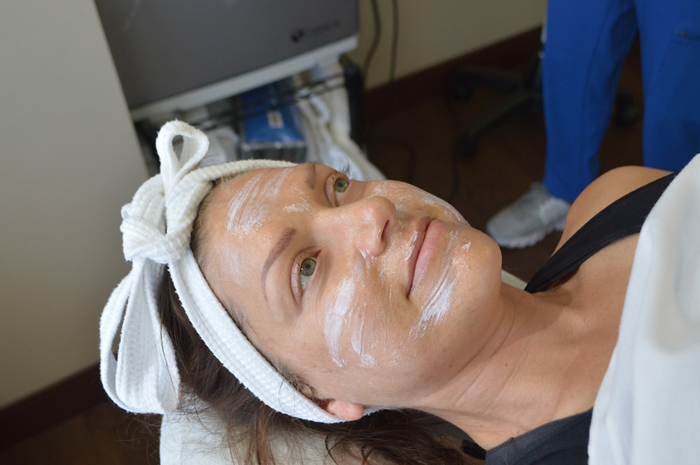 Pre-Treatment Numbing Cream for PRP + Microneedling Facial