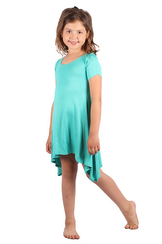 Mint Comfy Swing Dress