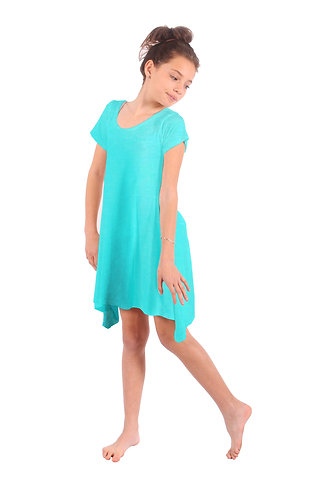 Jade Comfy Swing Dress