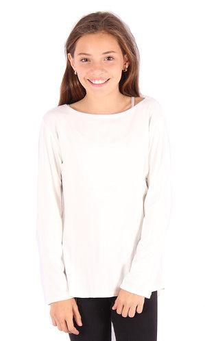 Ivory Long Sleeve