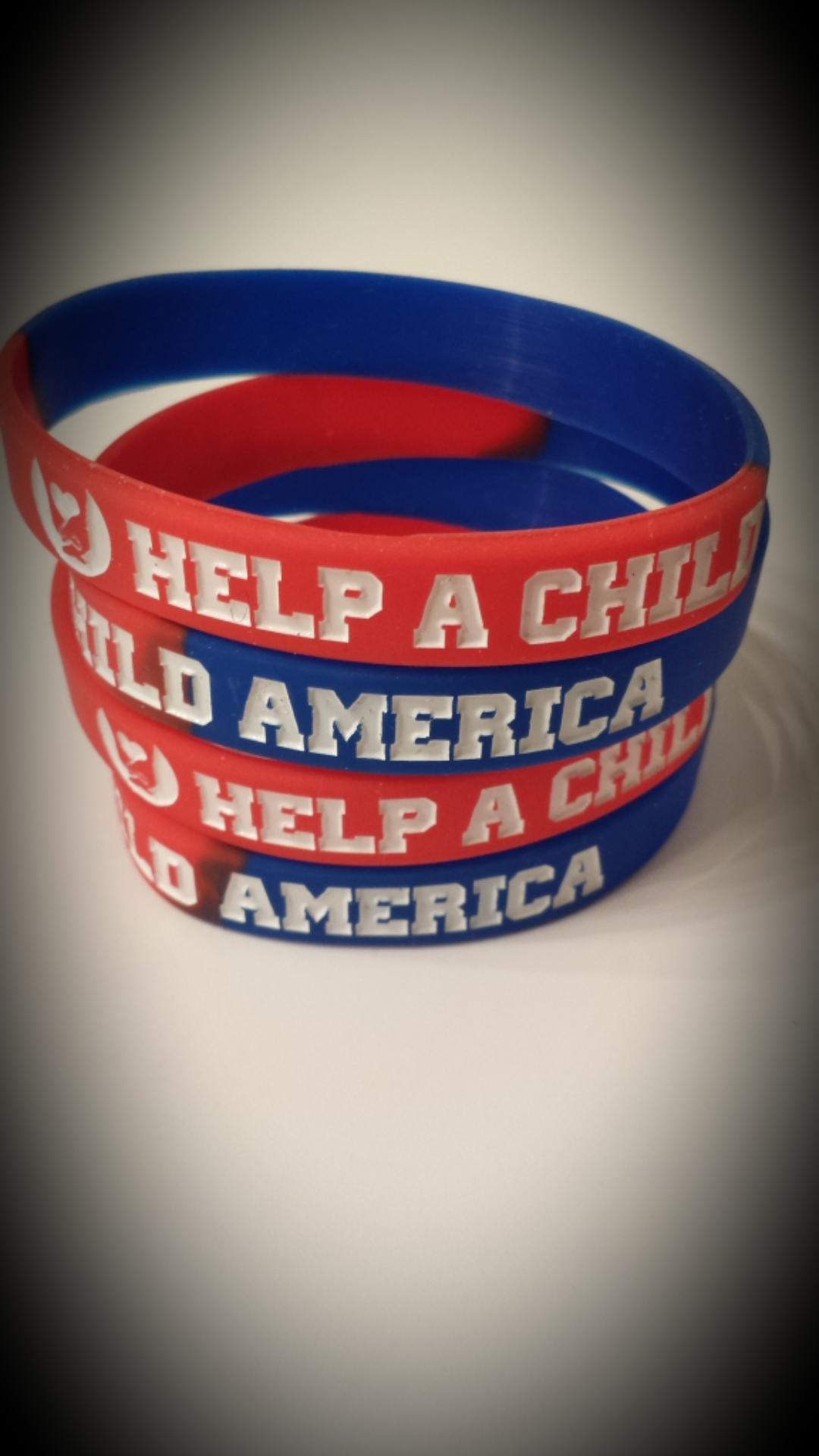 """HELP A CHILD AMERICA"""