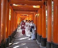 מקדש השועלים קיוטו