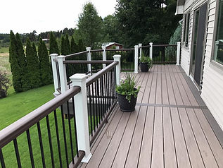 deck warranty information