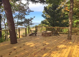 michigan bronze decking package