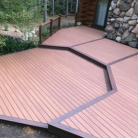 michigan silver decking package