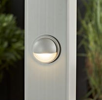 trex railing light