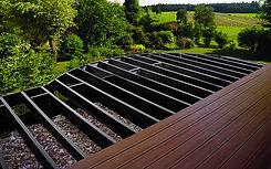 steel deck framing