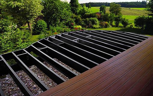 trex steel framing