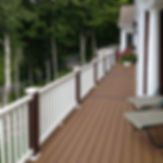 michigan gold Decking package